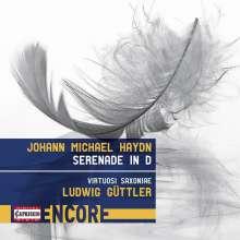 Michael Haydn (1737-1806): Serenade D-dur P.87, CD