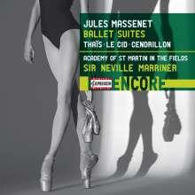 Jules Massenet (1842-1912): Le Cid (Ballettmusik), CD