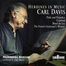 Carl Davis (geb. 1936): Heroines in Music, CD