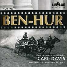 Carl Davis (geb. 1936): Ben Hur (Musik zum Film von 1925), CD