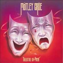 Mötley Crüe: Theatre Of Pain, CD