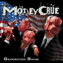 Mötley Crüe: Generation Swine, CD