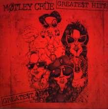 Mötley Crüe: Greatest Hits (180g), 2 LPs
