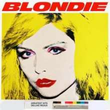 Blondie: Blondie 4(0)-Ever: Greatest Hits / Ghosts Of Download (Deluxe Edition) (2CD + DVD), 3 CDs