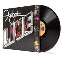 Foghat: Live (180g) (Limited Edition), LP