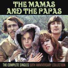 The Mamas & The Papas: The Complete Singles (50th Anniversary Collection), 2 CDs
