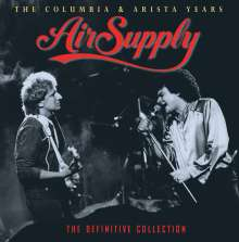Air Supply: The Columbia & Arista Years: The Definitive Collection, 2 CDs