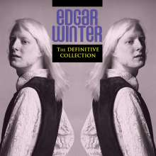 Edgar Winter: The Definitive Collection, 2 CDs