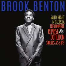 Brook Benton: Rainy Night In Georgia: The Complete Reprise & Cotillion Singles A's & B's, 2 CDs