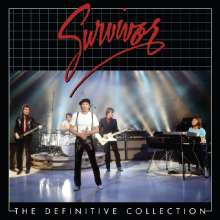 Survivor: The Definitive Collection, 2 CDs
