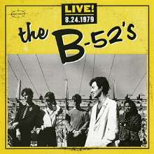 The B-52s: Live, CD