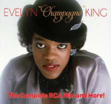 """Evelyn """"Champagne"""" King: The Complete RCA Hits & More, 2 CDs"""