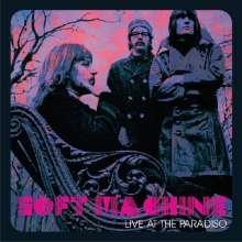 Soft Machine: Live At The Paradiso (LImited-Edition) (Soft Purple Vinyl), LP