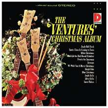 The Ventures: Ventures Christmas Album (Deluxe-Edition), CD