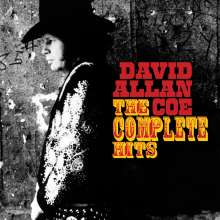 David Allan Coe: The Complete Hits, 2 CDs