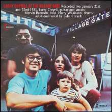 Larry Coryell (1943-2017): At The Village Gate 1971, CD