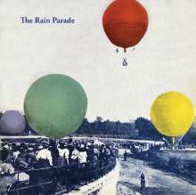 The Rain Parade: Emergency Third Rail Powertrip / Explosions In The Glass Palace, CD