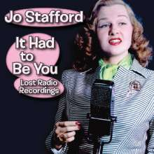 Jo Stafford: It Had To Be You, CD