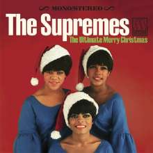 The Supremes: The Ultimate Merry Christmas, 2 CDs