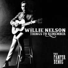 Willie Nelson: Things To Remember, CD