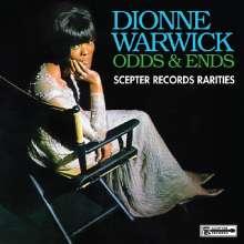 Dionne Warwick: Odds & Ends, CD