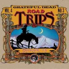 Grateful Dead: Road Trips Vol. 4 No. 3, 3 CDs