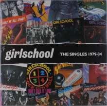 Girlschool: The Singles 1979 - 84 (White Vinyl), LP