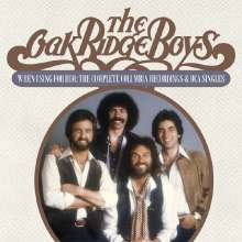 The Oak Ridge Boys: When I Sing For Him: The Complete Columbia Recordings & RCA Singles, 2 CDs