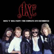 Axe: Rock'n Roll Party: The Complete ATCO Recordings, CD