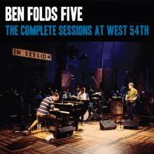 Ben Folds: Complete Sessions At West 54th, CD