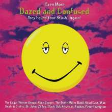 Even More Dazed & Confused: Music From Motion: Filmmusik: Even More Dazed & Confused: Music From Motion (Limited-Edition) (Pink Splatter Vinyl), LP