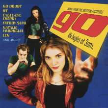 Filmmusik: Go (O.S.T.) (Limited-Edition) (Yellow Vinyl), 2 LPs