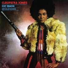 Filmmusik: Cleopatra Jones (Limited-Edition) (Red & Blue Starburst Vinyl), LP