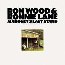 Ron Wood & Ronnie Lane: Filmmusik: Mahoney's Last Stand (Limited-Edition) (Green Vinyl), LP