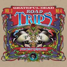 Grateful Dead: Road Trips Vol.3 No.4: Penn State Cornell 1980, 3 CDs