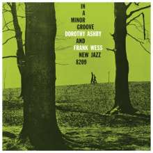 Dorothy Ashby & Frank Wess: In A Minor Groove (Limited-Edition) (Neon Green Vinyl) (mono), LP