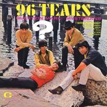 Question Mark & The Mysterians: 96 Tears (remastered) (Limited-Edition) (Clear Teardrop Vinyl) (45 RPM), LP