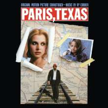 Filmmusik: Paris, Texas (White Vinyl), LP