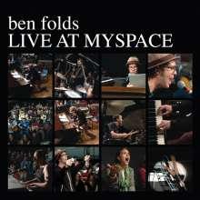 Ben Folds: Live At Myspace (Limited-Edition) (White Vinyl), 2 LPs