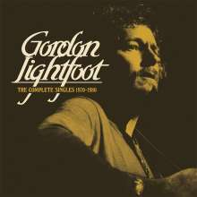 Gordon Lightfoot: The Complete Singles 1970 - 1980, 2 CDs