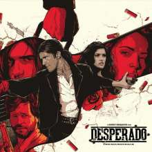Filmmusik: Desperado - The Soundtrack (Limited Edition) (Blood & Gunpowder Vinyl), 2 LPs