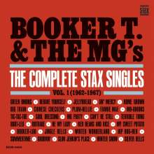 Booker T. & The MGs: Complete Stax Singles Vol.1 (1962-1967), CD