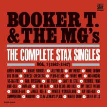 Booker T. & The MGs: Complete Stax Vol. 1 (1962-1967) (Limited Edition) (Blue Vinyl), 2 LPs