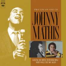 Johnny Mathis: Killiing Me Softly, LP