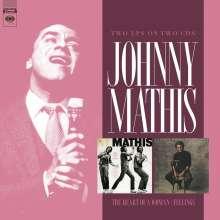 Johnny Mathis: Heart Of A Woman/Feelings, LP