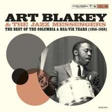 Art Blakey (1919-1990): The Best Of The Columbia & RCA/VIK Years (1956-1959), 2 CDs