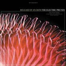The Electric Prunes: Release Of An Oath (Limited Edition) (Maroon W/ White Splatter Vinyl) (45 RPM), LP
