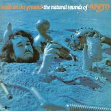 Airto Moreira (geb. 1941): Seeds On The Ground - The Natural Sounds Of Airto (Limited Edition) (Ocean Blue Vinyl), LP