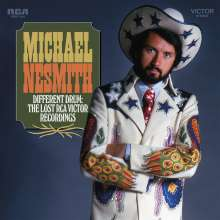 Michael Nesmith: Different Drum: The Lost RCA Victor Recordings, CD
