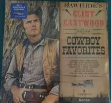 Clint Eastwood: Rawhide's Clint Eastwood Sings Cowboy Favorites (Limited Edition) (Red Vinyl), LP
